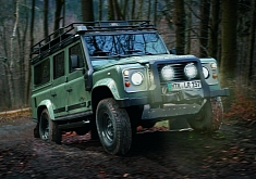 Land Rover Defender Blaser Edition