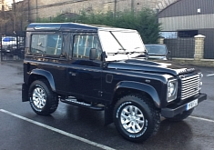 Land Rover Defender Kahn Wheels