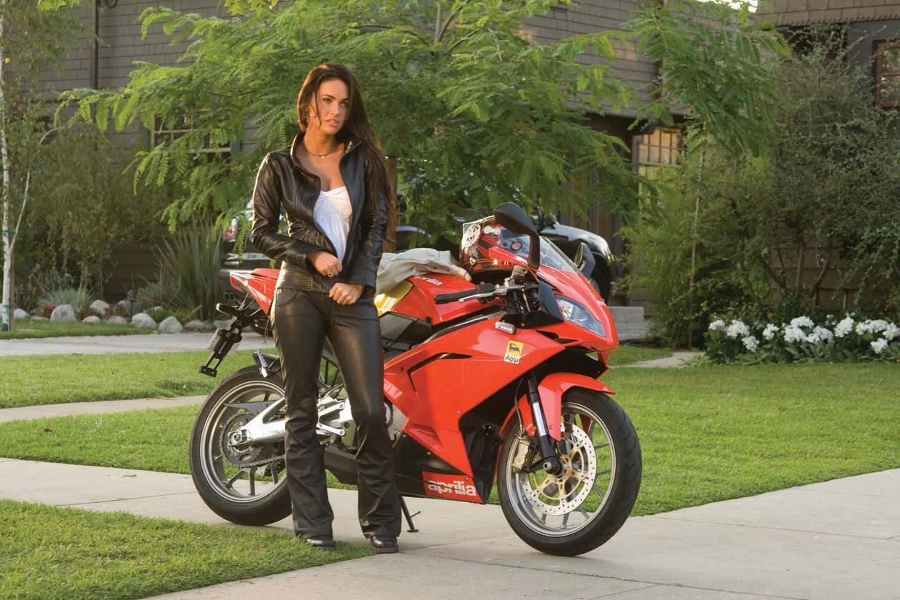 My-Hime Live Action Movie: Cast and Actors? Megan-fox-motorcycle-leather-suit-up-for-grabs-11251_1