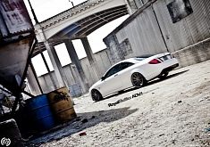 Mercedes CL63 AMG on ADV.1 Wheels
