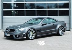 Mercedes R230 SL by Prior Design