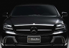 Mercedes CLS 63 AMG by Wald International