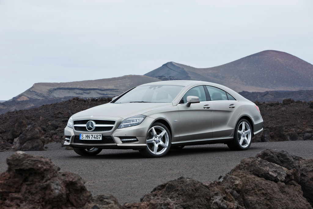 Mercedes Cls Gets Tuv Environmental Certification Mbclub Uk