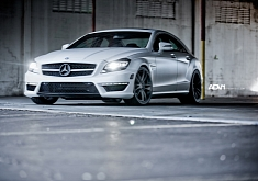 Mercedes CLS63 AMG on ADV.1