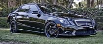 Mercedes E350 by Hess Motorsports