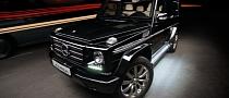 Mercedes G 55 AMG by Vilner