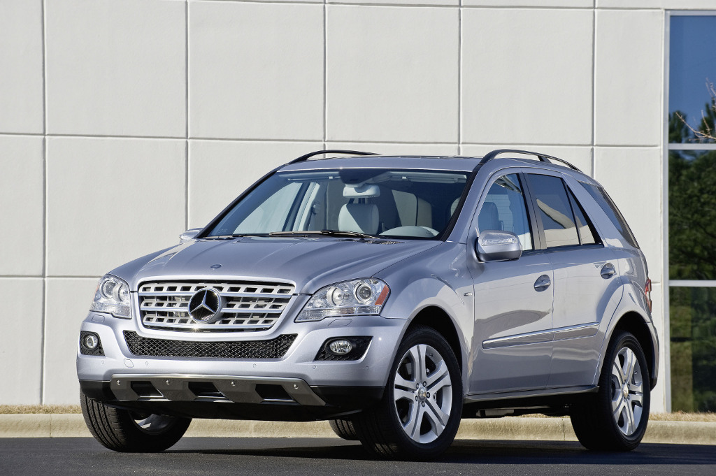 Mercedes ml450 hybrid 4matic goes to the us mercedes for What does 4matic mean on the mercedes benz