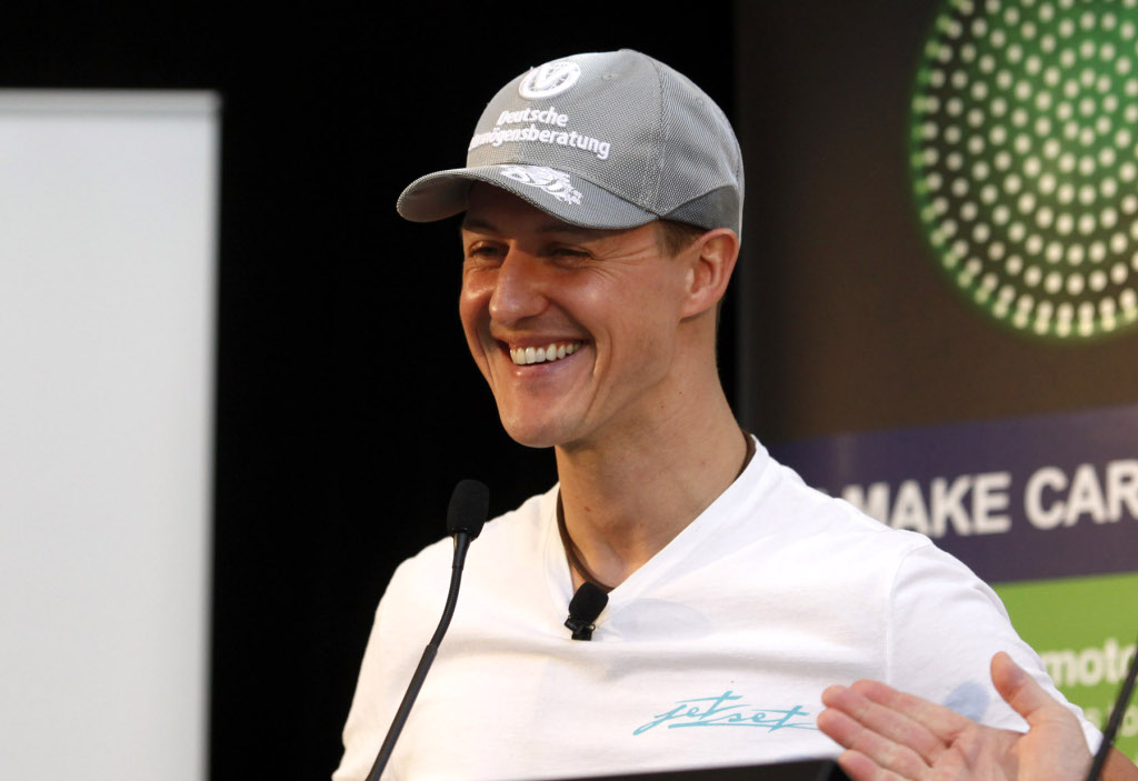Michael Schumacher - Images