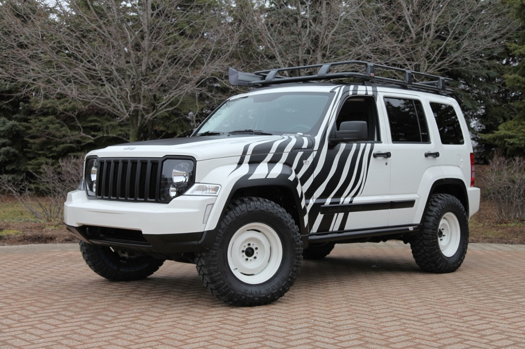 Jeep Cherokee Liberty Overland Second Generation Nissan Xterra