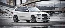 Need 4 Speed Motorsports BMW X5: AC Schnitzer Kit & Vossen Wheels