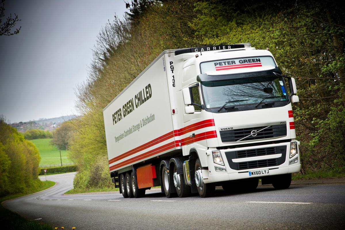 Photo credit: Volvo Trucks