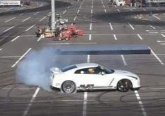 Nissan GT-R Drift Car