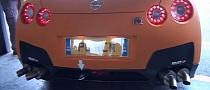Nissan GT-R Milltek Exhaust
