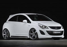 Opel Corsa Tuned by Rieger