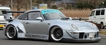 Porsche 911 Wide Body Kit