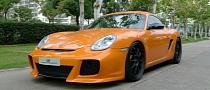 Porsche Cayman S Duke Dynamics