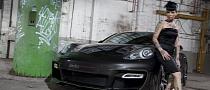 Porsche Panamera S Edo Competition Hellboy