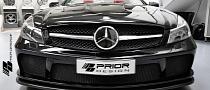 Prior Design Mercedes SL Black Edition