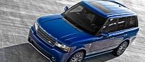 Project Kahn Bali Blue RS450 Range Rover Vogue