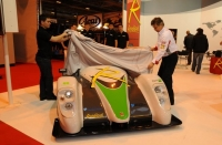 Click to enlarge [Radical SRZero Electric Supercar Unveiled in Birmingham - pic 1]
