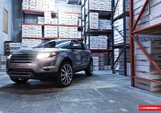 Range Rover Evoque on Vossen Wheels