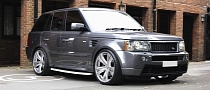 Range Rover Sport by Cordon Wheels