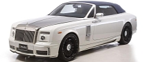 Rolls-Royce Phantom Drophead Coupe by Wald International