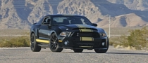 Shelby 50th Anniversary Edition Mustangs