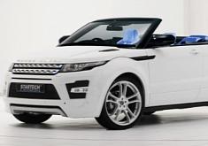 Startech Range Rover Evoque Cabrio