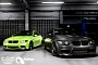 BMW M3 Active Autowerke and MAC