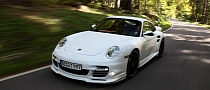 TechArt Porsche 911 Turbo Packs 700 HP