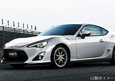 Toyota GT 86 Tuned by TOMS