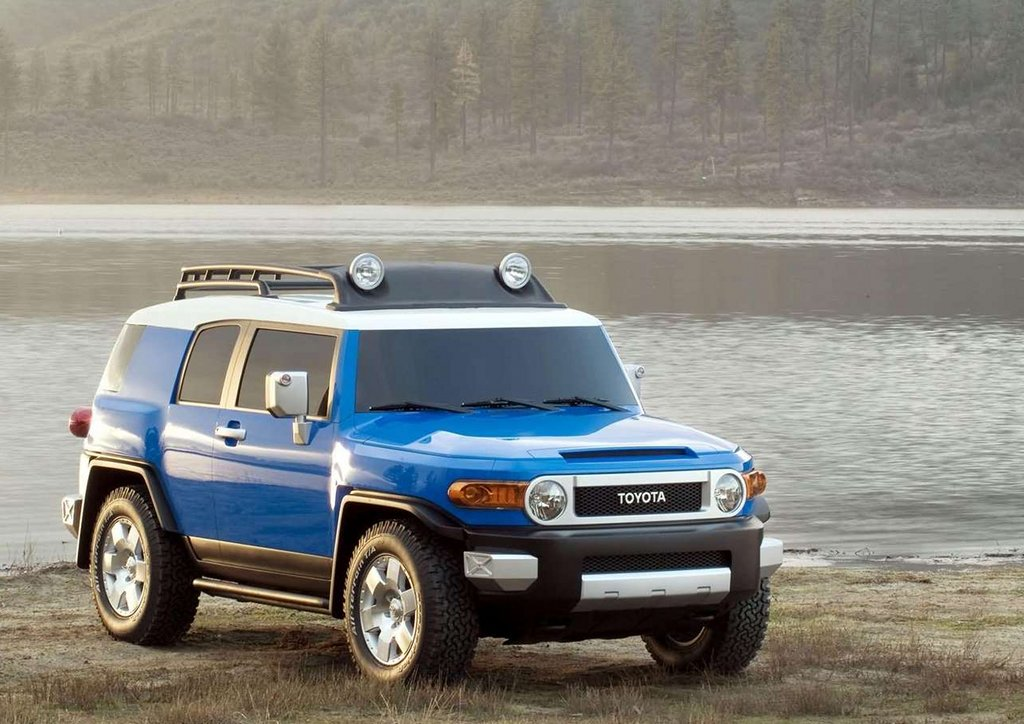 Awal 2011 Toyota Perluas Pasar FJ Cruiser ke Australia