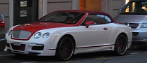Two-Tone ASI Bentley Continental GTC