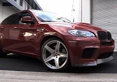 Vorsteiner BMW X6 M