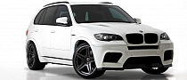 Vorsteiner Aero Kit for BMW X5 M
