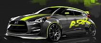 Hyundai Veloster Turbo by ARK Performance