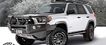 Xplore Toyota 4Runner's Chest