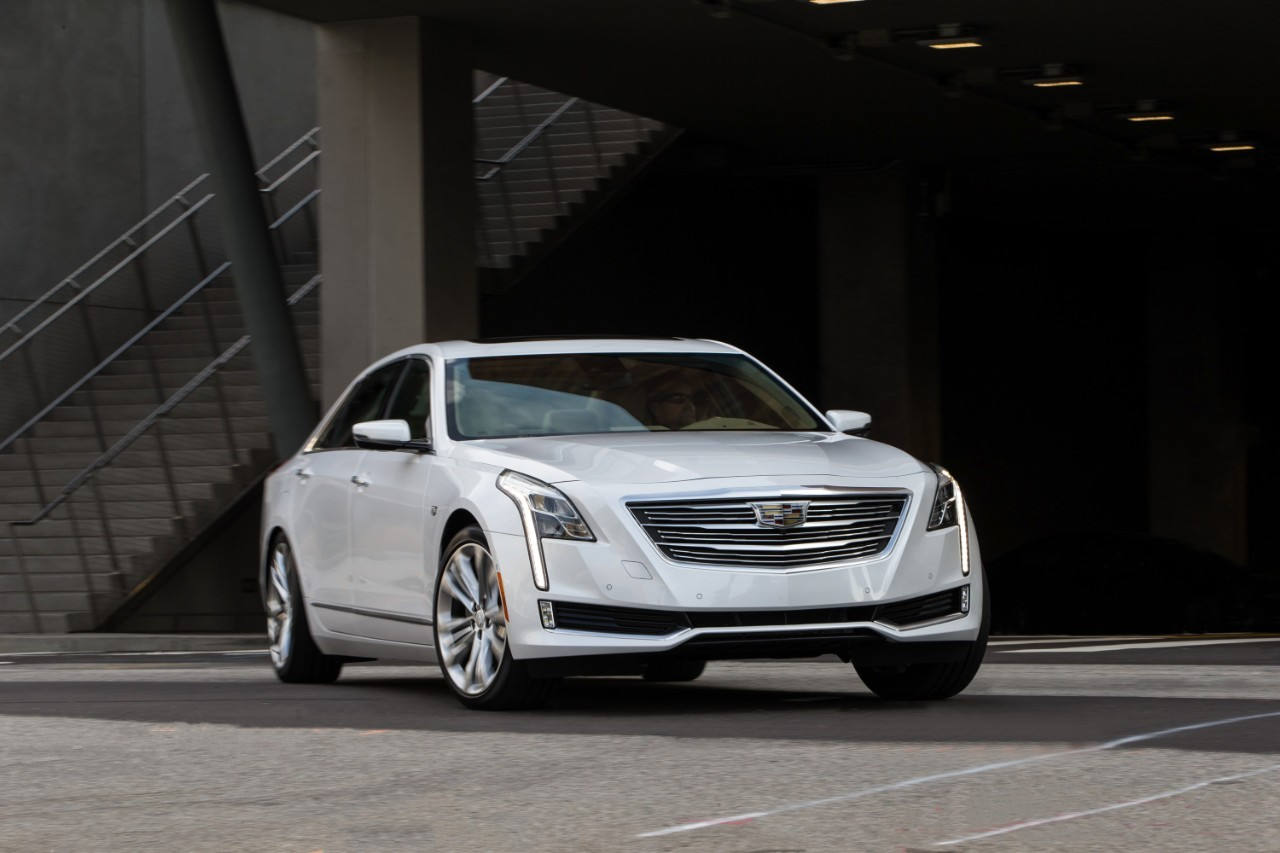 2016 cadillac ct6 review autoevolution. Black Bedroom Furniture Sets. Home Design Ideas