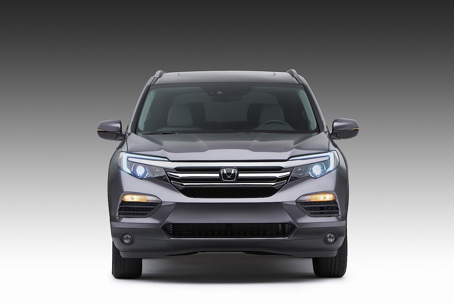 Fantastic 2016 Honda Pilot Review  Autoevolution