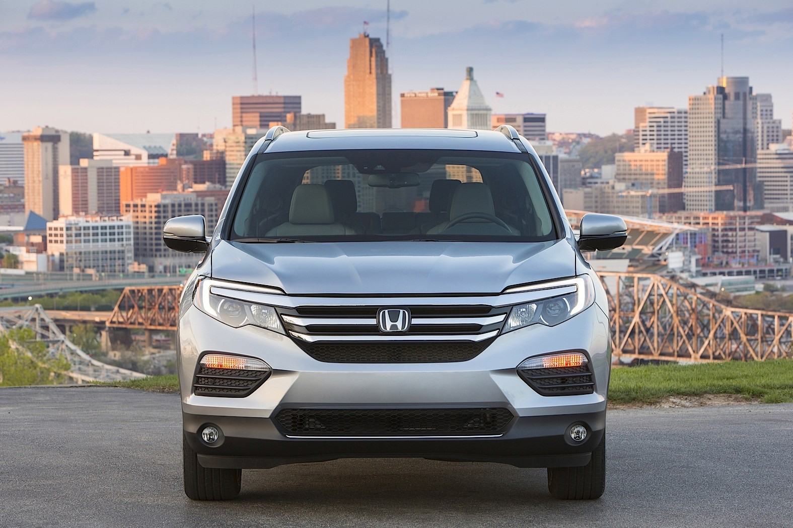 Perfect 2016 Honda Pilot Review  Autoevolution