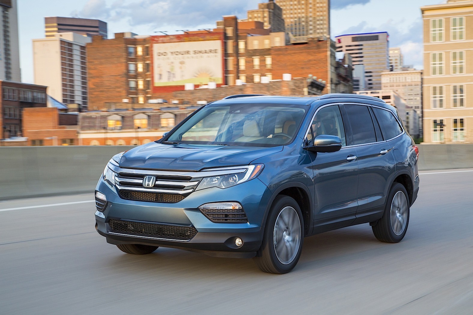 Brilliant 2016 Honda Pilot Review  Autoevolution
