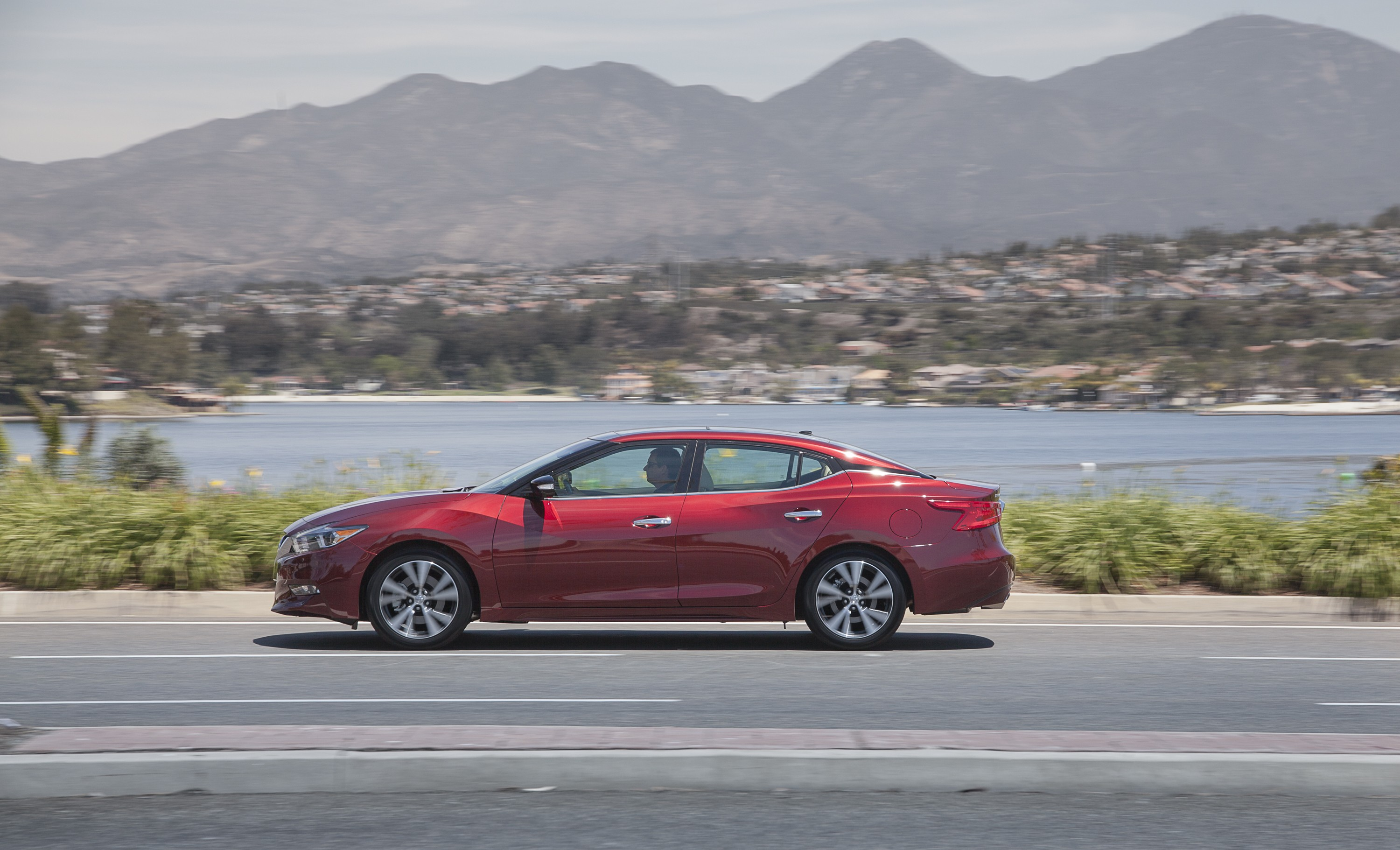 Wonderful 2016 Nissan Maxima Review  Autoevolution