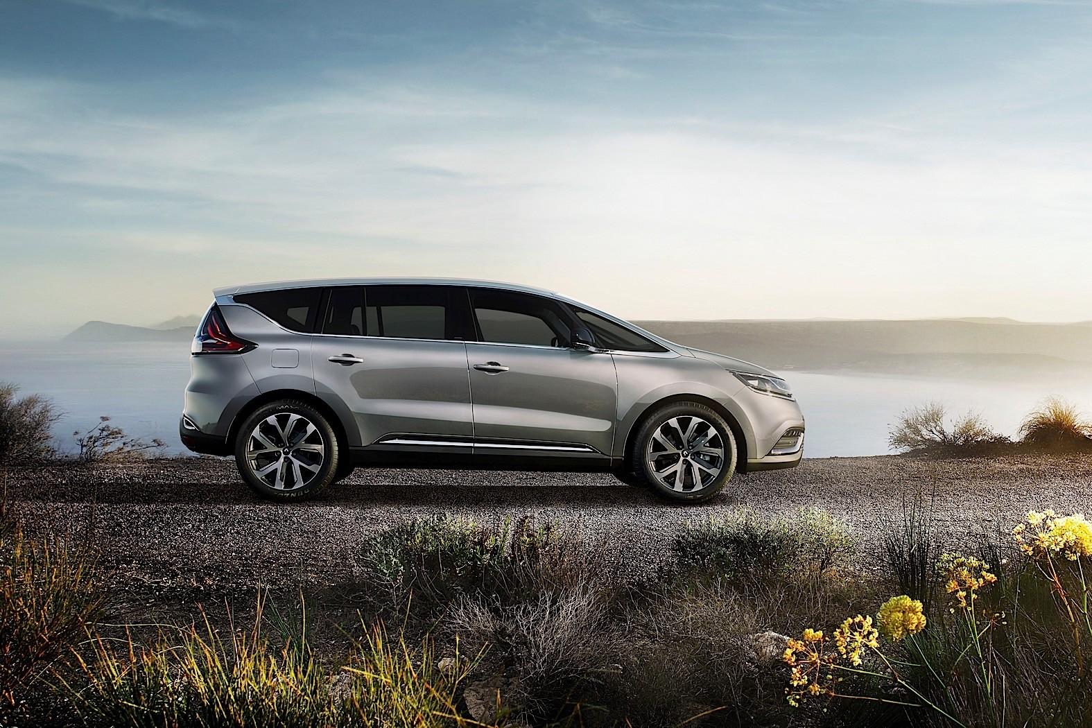 2016 Renault Espace Review Autoevolution