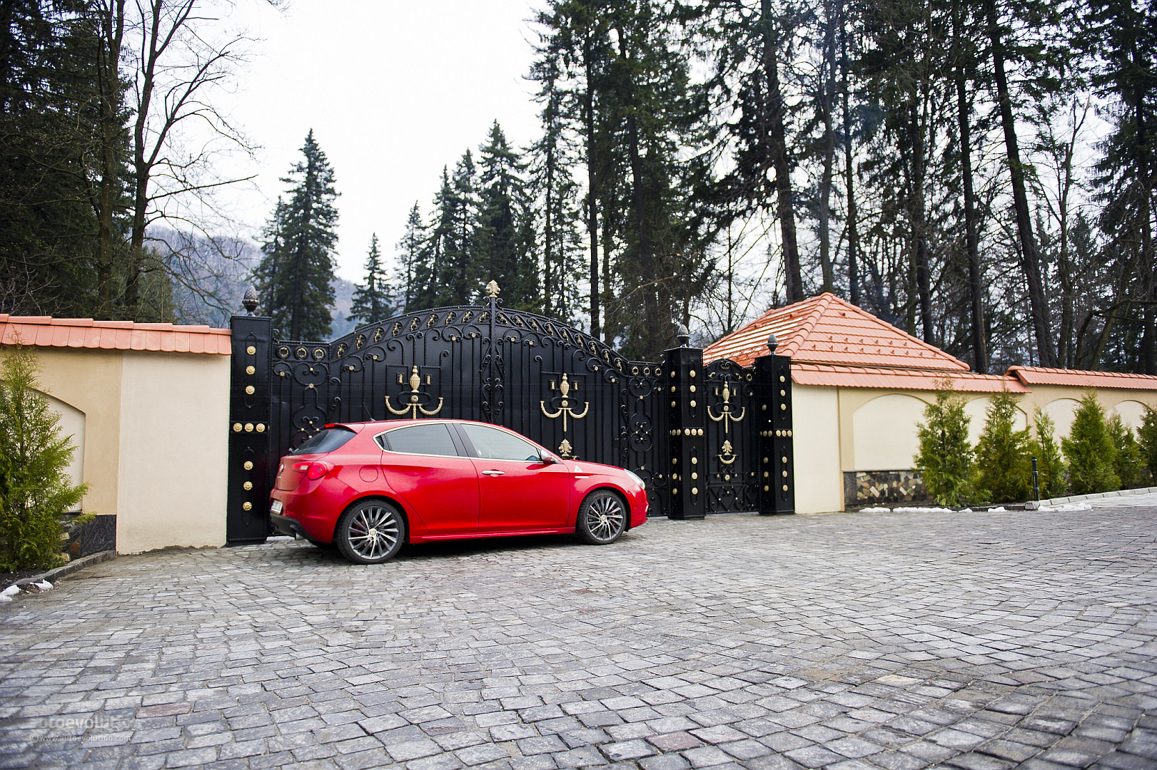 Alfa Romeo Giulietta 1750 TBi