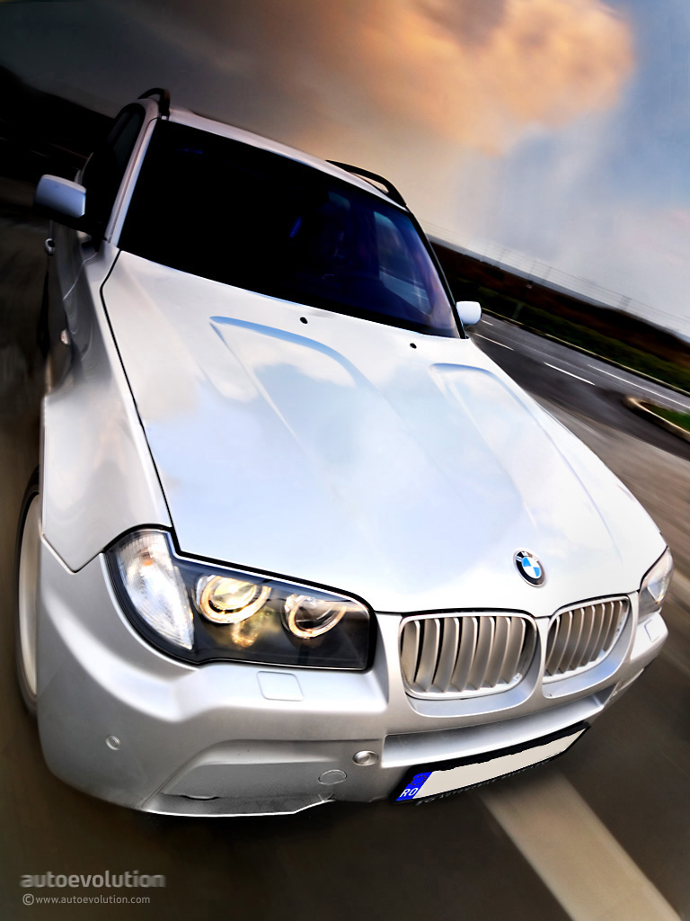 Bmw X3 3 0sd Test Drive Review Xoutpost Com