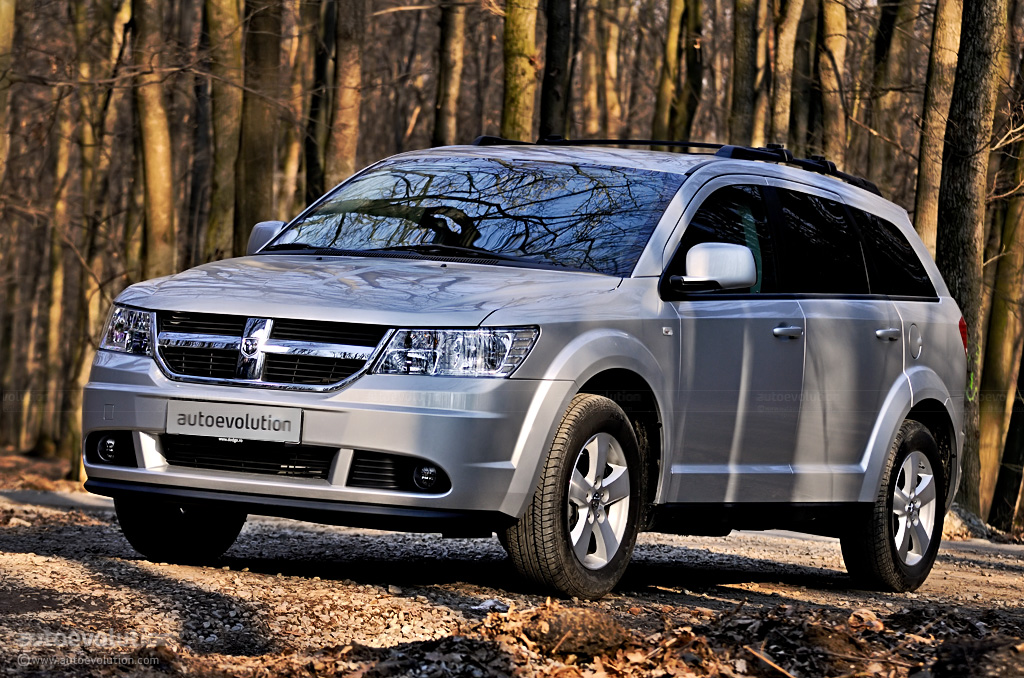 "DODGE Journey 2.0 CRD SXT - 2009 - ""New Cars Collection"""