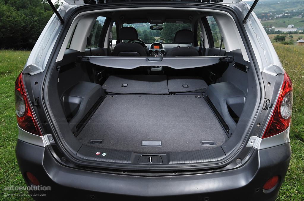 Opel Antara 2008. OPEL Antara 2.0 CDTi - 2009