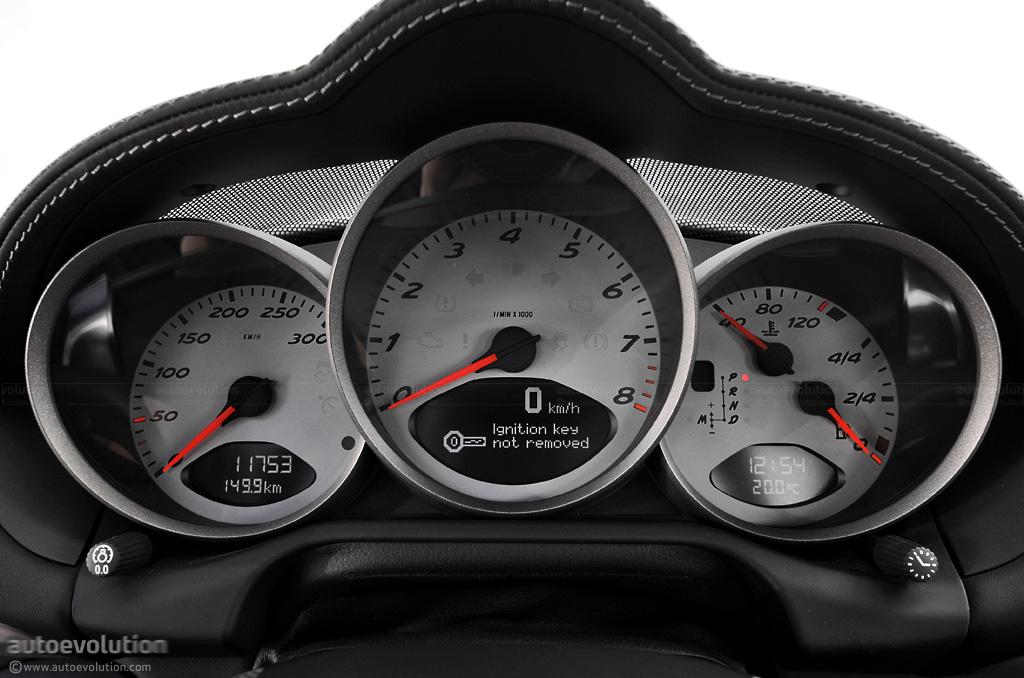 Porsche Cayman 2009. PORSCHE Cayman S - 2009