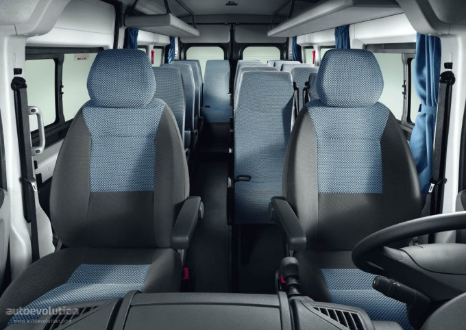 Citroen jumper combi mazazin for Interieur jumpy